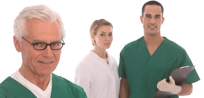 Zusammenarbeit von Ärzten und Gesundheits- und Sozialberufen