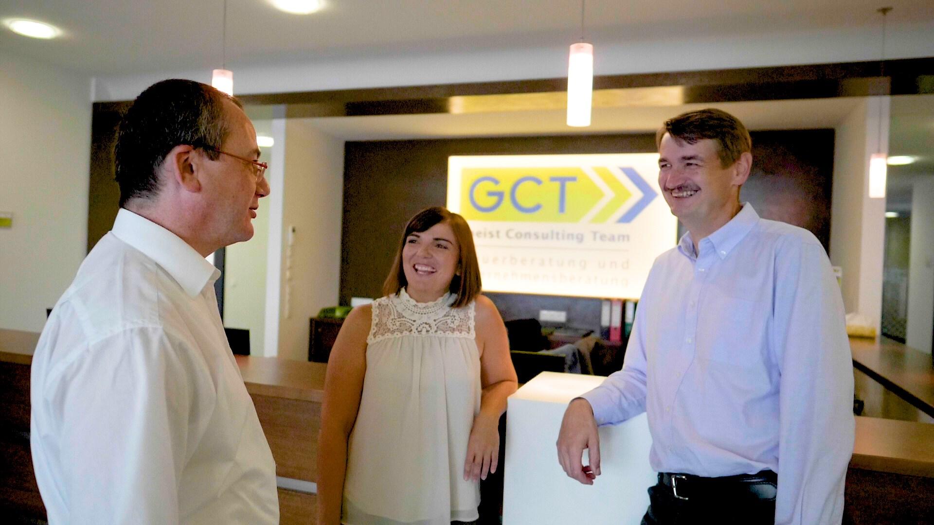 Verstärkung gesucht! GCT erweitert das Team der Personalverrechnung in Neutal und Wiener Neustadt