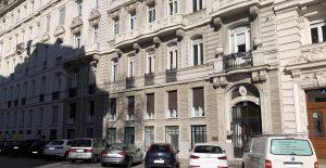 Foto Gebäude - GCT-SIB Brucknerstraße Wien